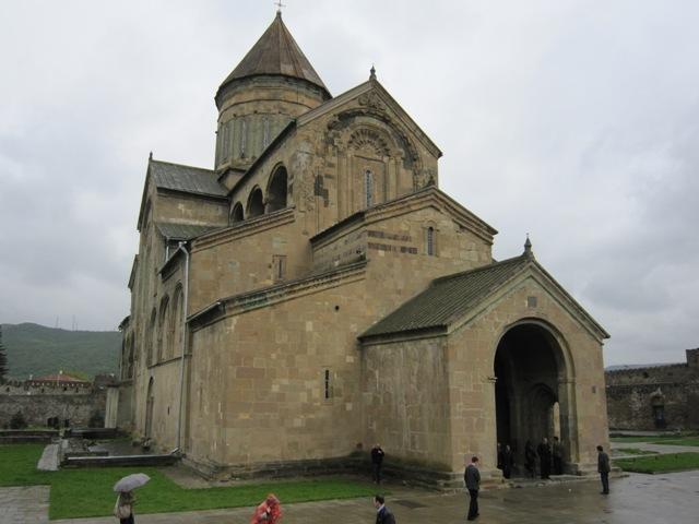 catedral  svetitskhoveli