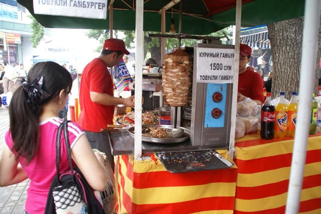 chorsu bazaar 14