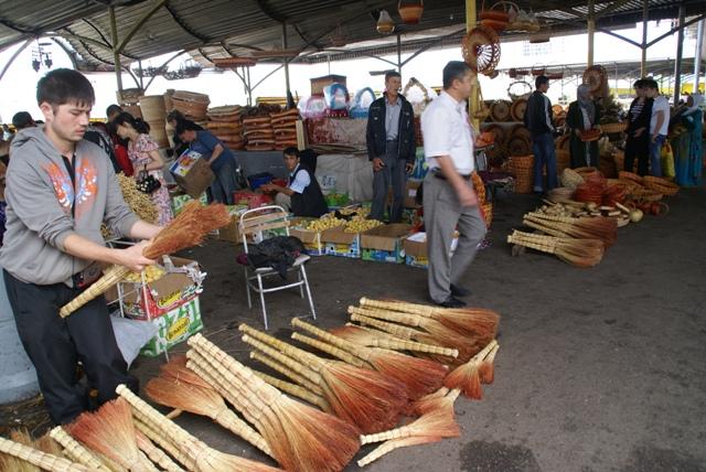 chorsu bazaar 16