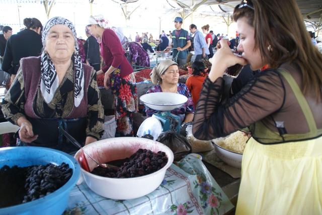 chorsu bazaar 19