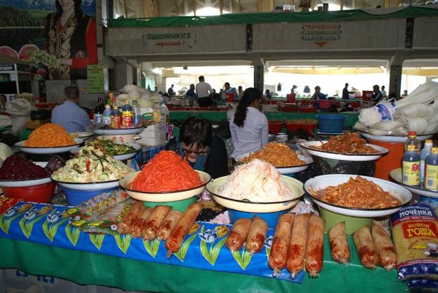 chorsu bazaar 31