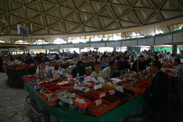 chorsu bazaar 5