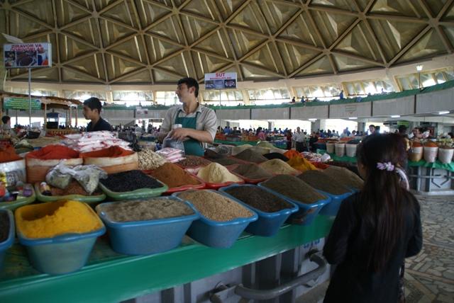 chorsu bazaar 8