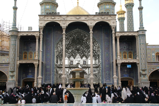 hazrat-e-masumeh qom shrine 10