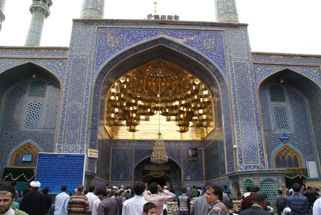 hazrat-e-masumeh qom shrine 25