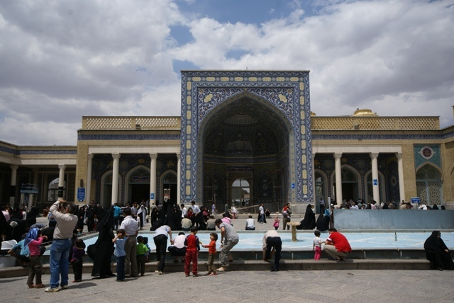 hazrat-e-masumeh qom shrine 27