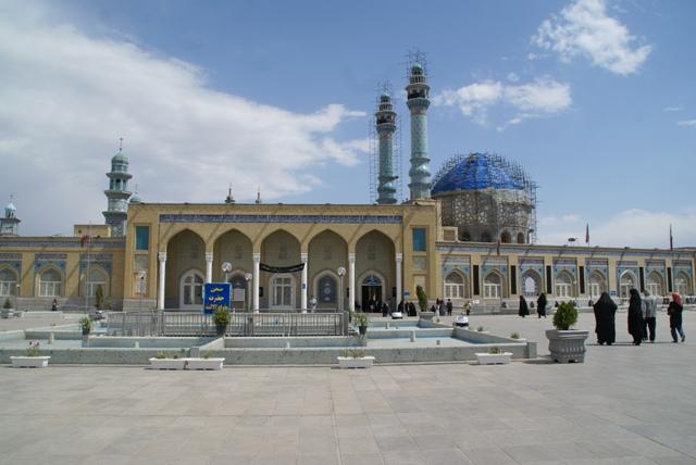 hazrat-e-masumeh qom shrine 8