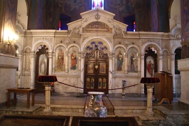 igreja rustaveli