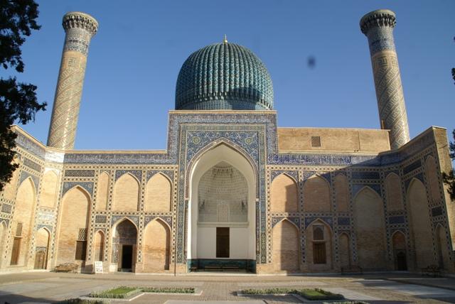 mausoleo amir temur  5