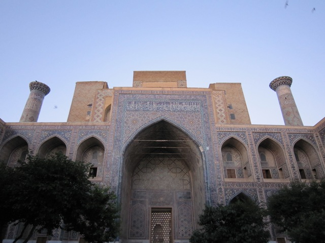 mausoleo amir temur 10