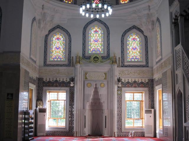 mesquita azadi  ashgabat 12