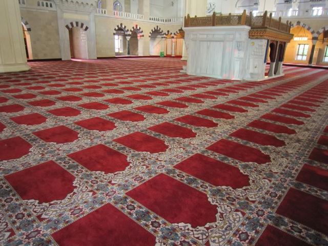 mesquita azadi  ashgabat 16