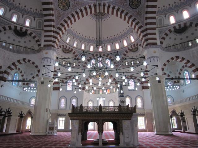 mesquita azadi  ashgabat 7