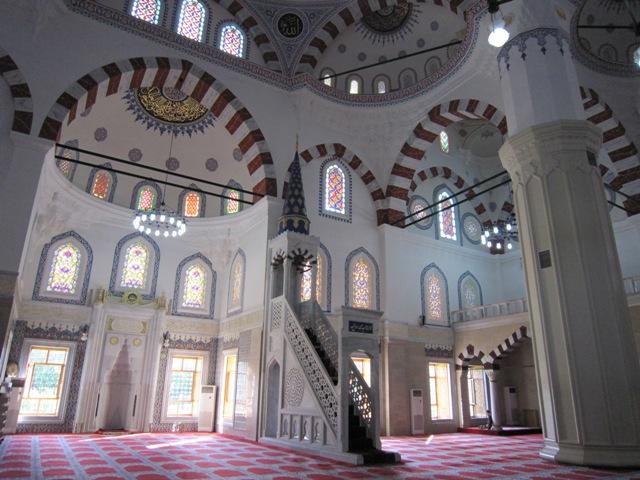 mesquita azadi  ashgabat 9
