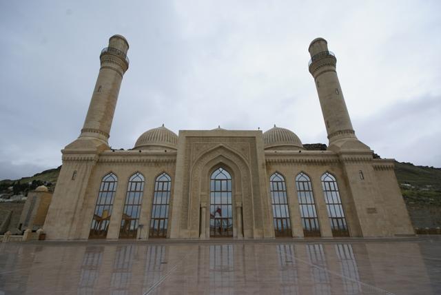 mesquita de baku