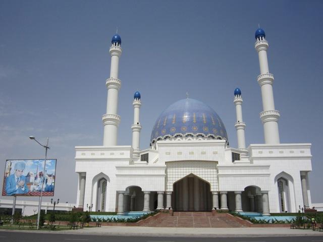 mesquita de mary