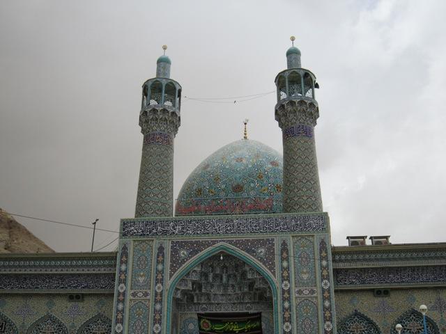 mesquita de shahreza 2