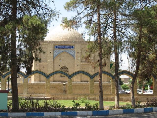 mesquita em kashan