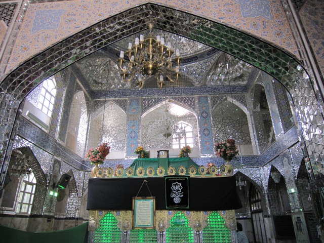mesquita em yazd 2