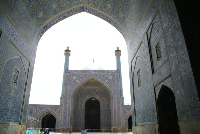 mesquita jameh esfahan 2