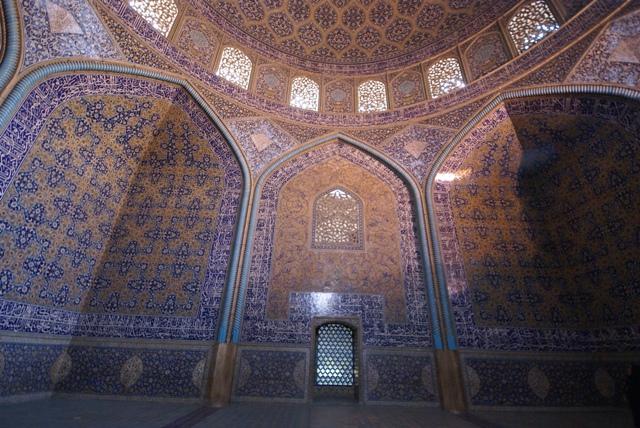 mesquita sheik lotfollah esfahan 6