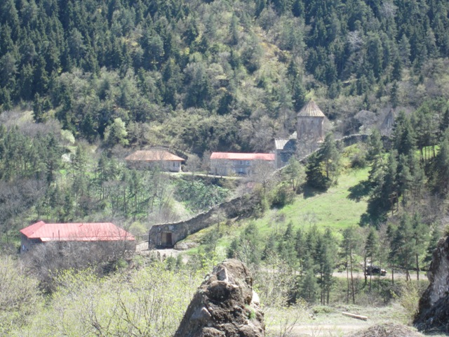 mosteiro de sapara
