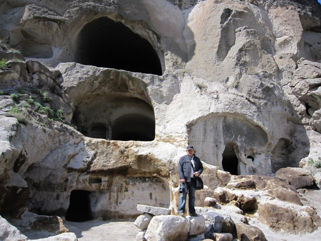 mosteiro de vardzia 4