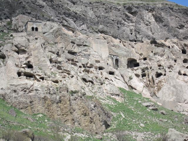 mosteiro de vardzia 6