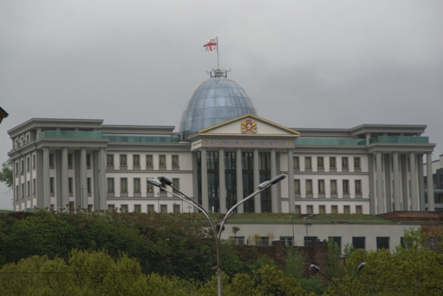 palcio presidencial  tbilisi