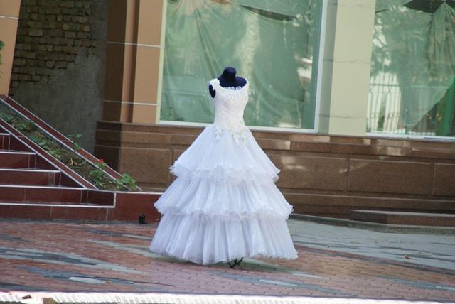 qual a noiva que resiste