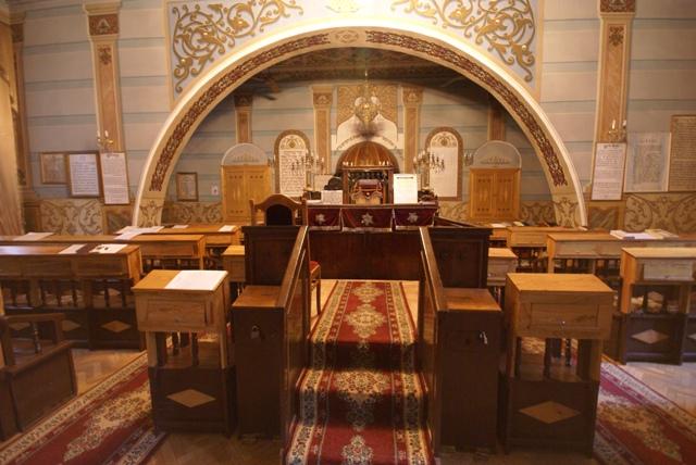 sinagoga tbilisi