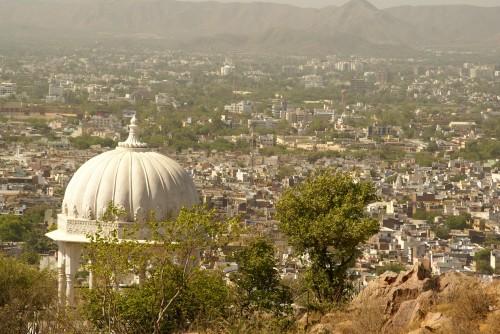 vista de udaipur