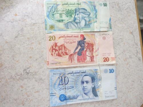 NOTAS DA TUNISIA