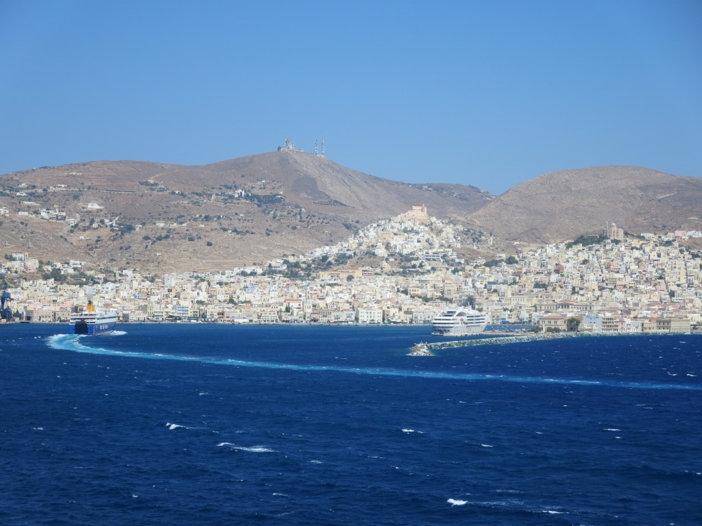 HERMOPOLIS  AND ITS PORT