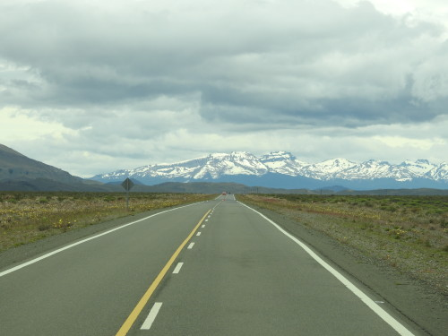 a caminho de Bariloche