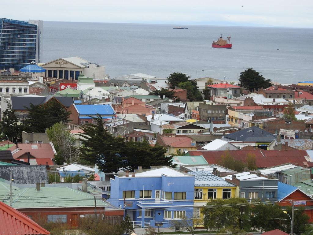 todas as pequenas cidades chilenas são extremamente coloridas