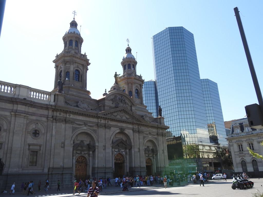 a catedral de Santiago