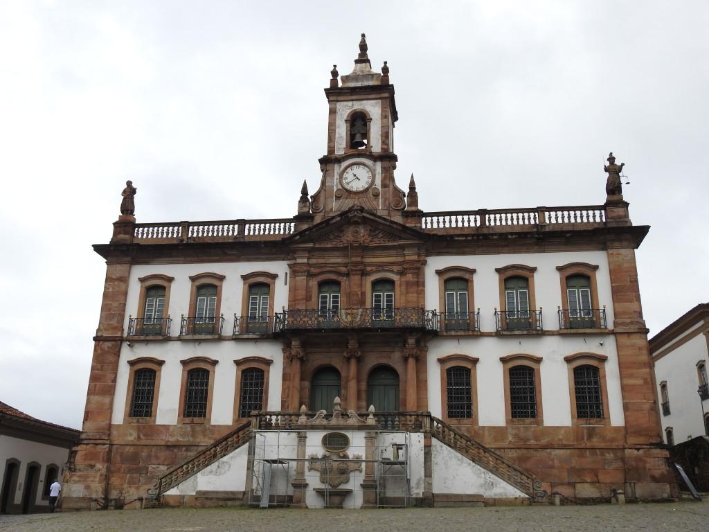 ex-câmara municipal , hoje museu