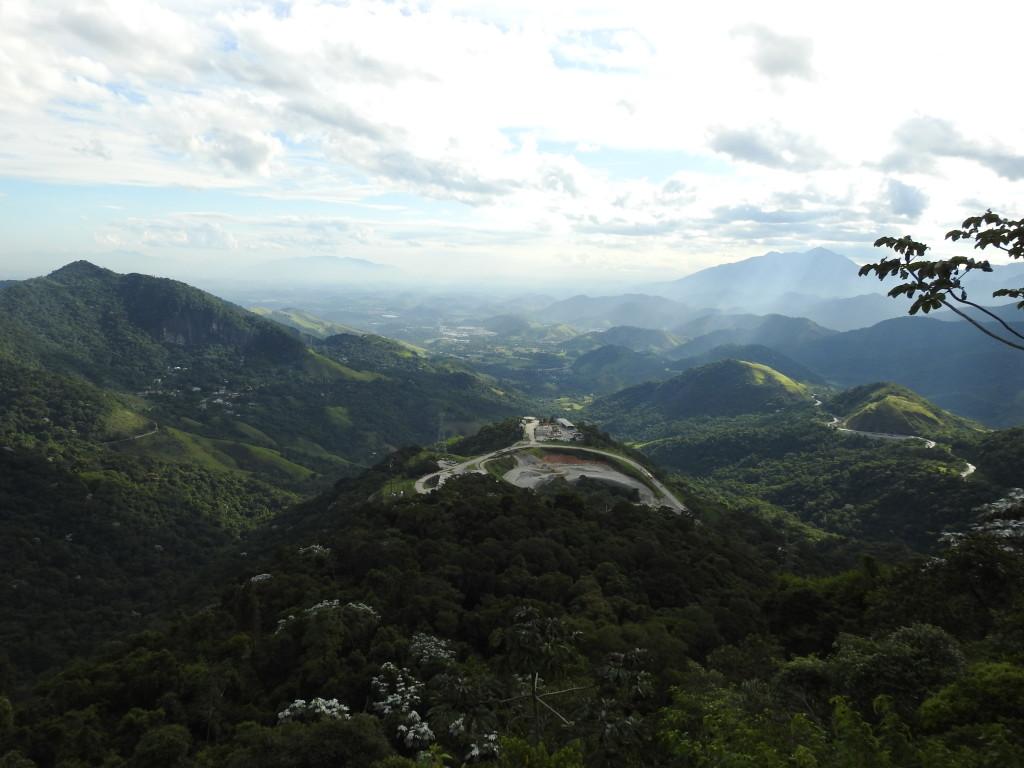 a caminho de Petrópolis