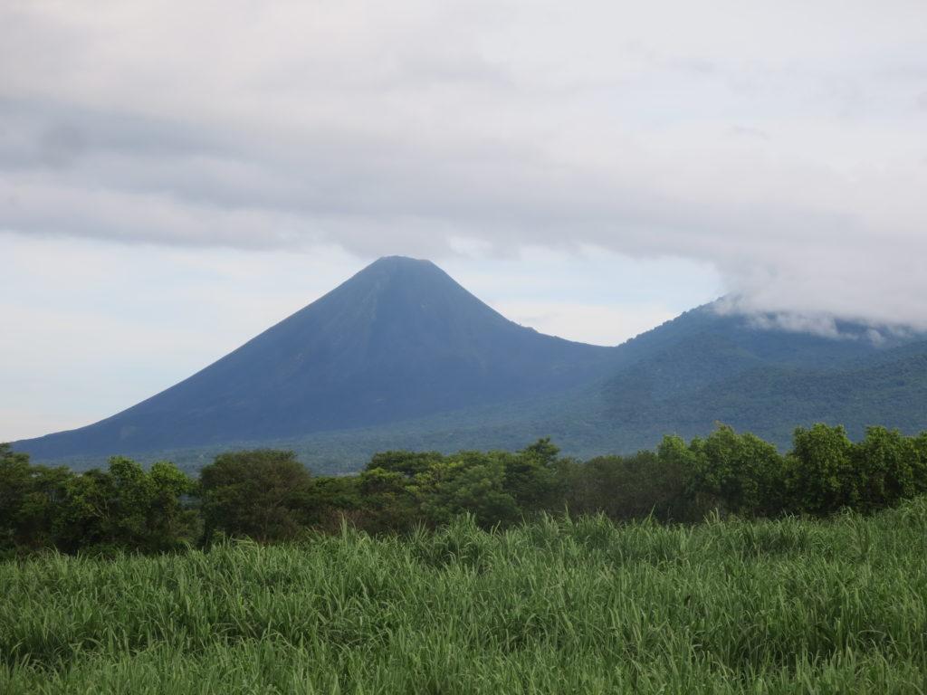 dois vulcões gémeos